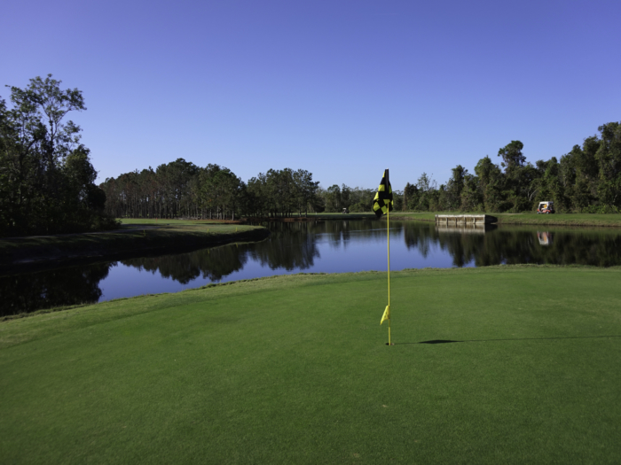 Four Lakes Golf Club